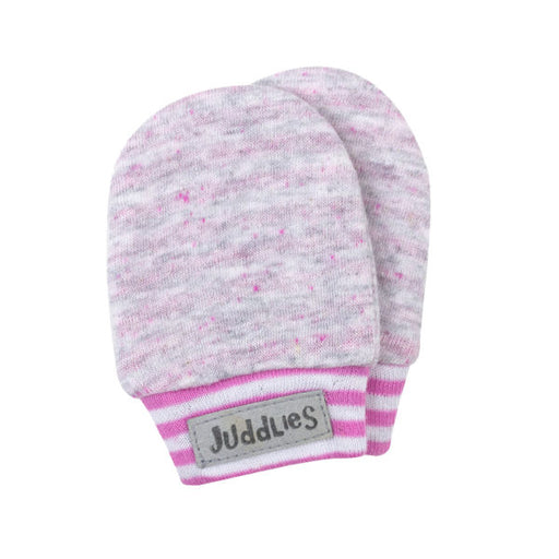 Juddlies City Scratch Mitts Rosedale Pink JL432