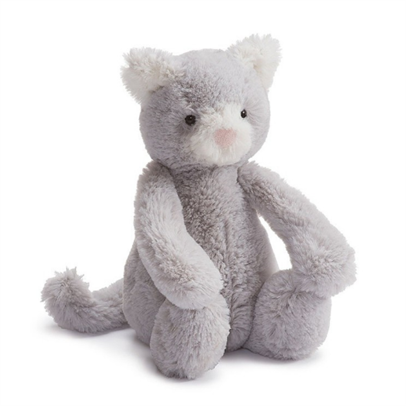 Jellycat Bashful Kitty Size S - CanaBee Baby