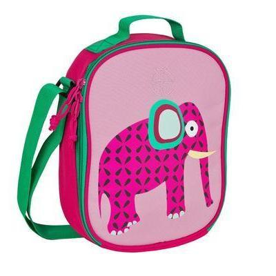 Lassig 4kids Mini Lunch Bag Wildlife Elephant LMLB186