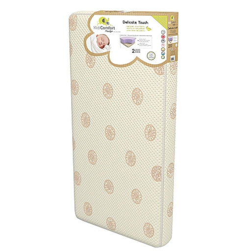 Kidiway Delicate Touch Organic Cotton Crib Mattress (Ajax Pick-up Only)