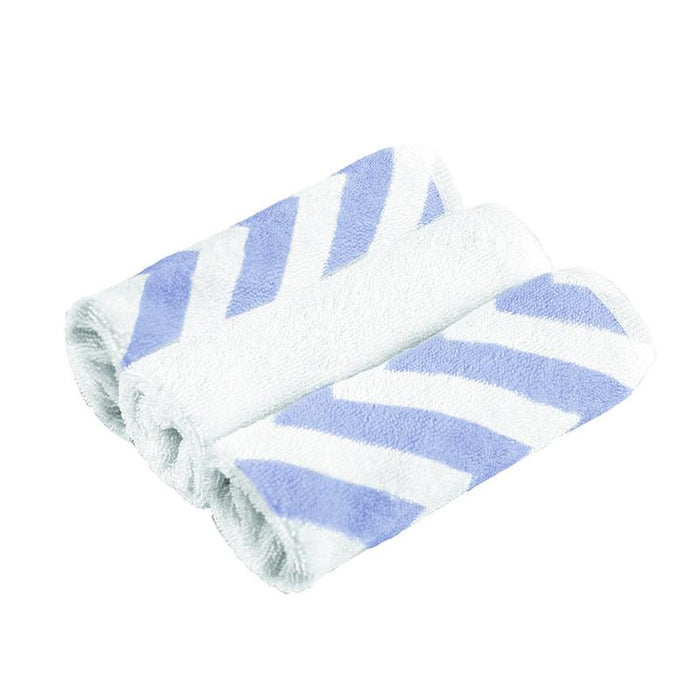 Kushies Washcloths 3pk Boy - CanaBee Baby