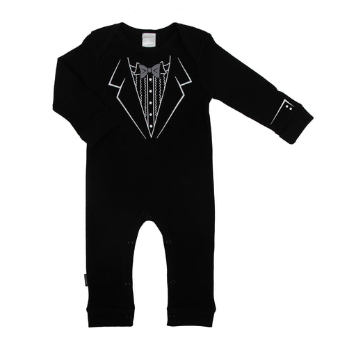 Blue Banana L1815 Mini Unionsuit Black