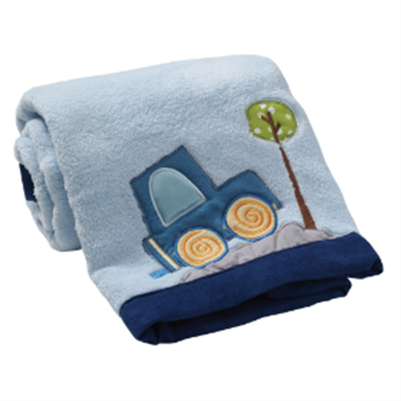 Lambs&ivy blanket little traveler - CanaBee Baby