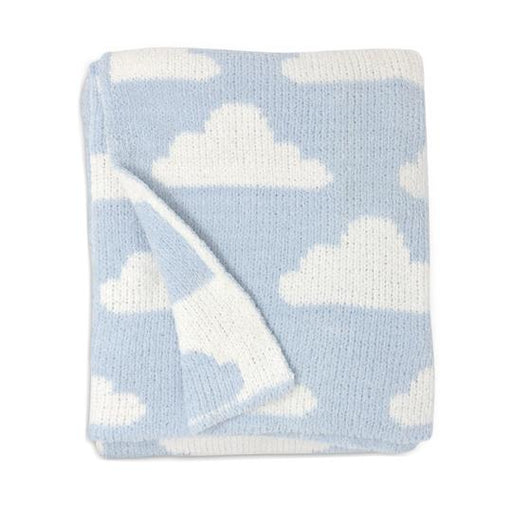 40x30 inch Lolli Living Lolli Cotton Baby Blanket with Sherpa Mint Rocks Print Blanket for Cribs and Strollers