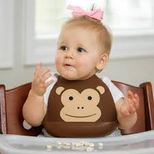 Make My Day Baby Bib Monkey BB113