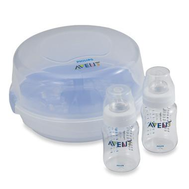 Avent Philips Microwave Steam Sterilizer - CanaBee Baby