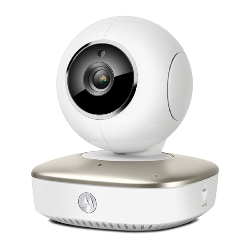 Motorola Smart Nursery Cam Portable Wi-Fi Video Baby Camera (MBP87CNCT)
