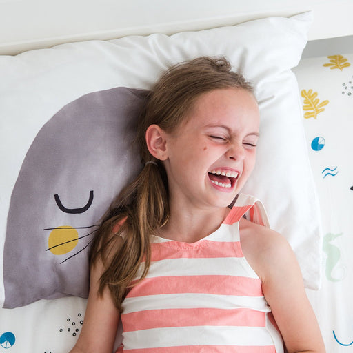 Rookie Humans Toddler Pillowcases - Underwater Love 2pk