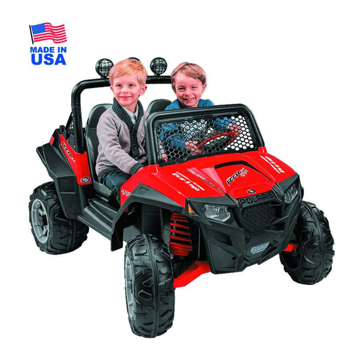 Peg Perego Toy Vehicle - Polaris RZR 900 - Red - CanaBee Baby