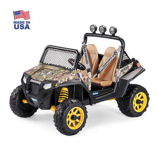 Peg Perego Toy Vehicle - Polaris RZR 900 - Camouflage - CanaBee Baby