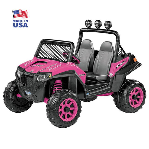 Peg Perego Toy Vehicle - Polaris RZR 900 - Pink - CanaBee Baby