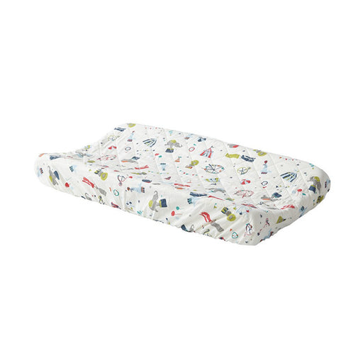 Petit Pehr Change Pad Cover Big Top - CanaBee Baby