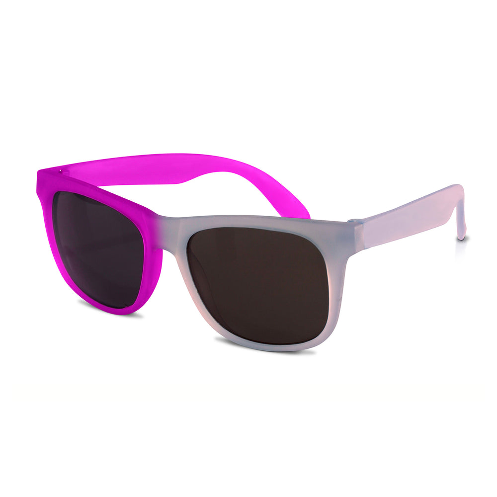 Real Kids Shadez Color-Changing Sunglasses Blue Purple Toddler 2+