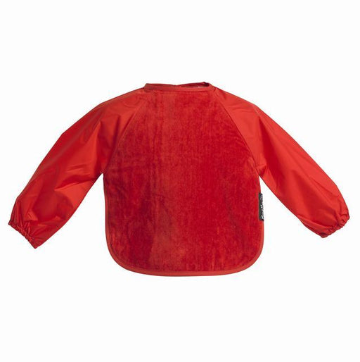 M2m Long Sleeved Wonder Bib - Red