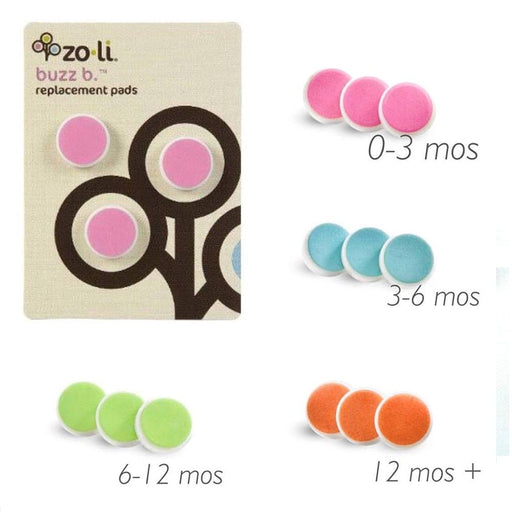 Zoli Nail Trimmer Replacement Pads