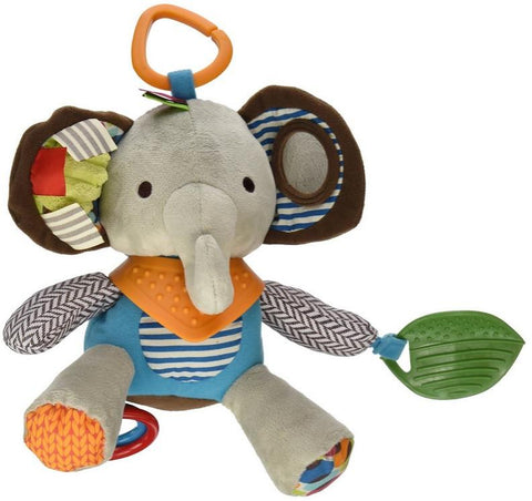 Skip Hop Bandana Buddies Activity Toy in Elephant