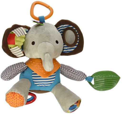 Skip Hop Bandana Buddies Activity Toy in Elephant - CanaBee Baby