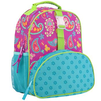 Stephen Joseph All Over Print Mini Backpack Paisley