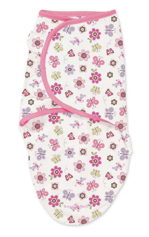 Summer Infant Swaddle Me Flutter Flowers