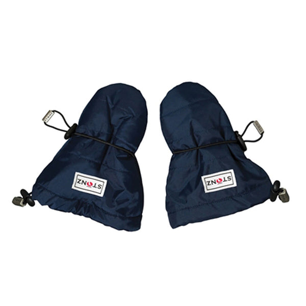 Stonz Infant Mittz - Navy Blue - CanaBee Baby