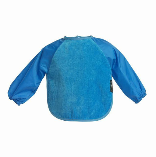 M2m Long Sleeved Wonder Bib - Teal
