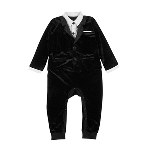 The Tiny Universe The Ultimate Tuxedo Black - CanaBee Baby