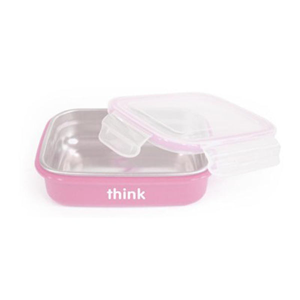 Thinkbaby Bento Box - Pink - CanaBee Baby