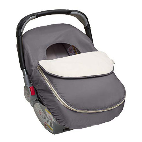 The First Years Car Seat Cover Gray J00804