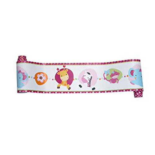 Bedtime Originals Wall Border Tutti Frutti