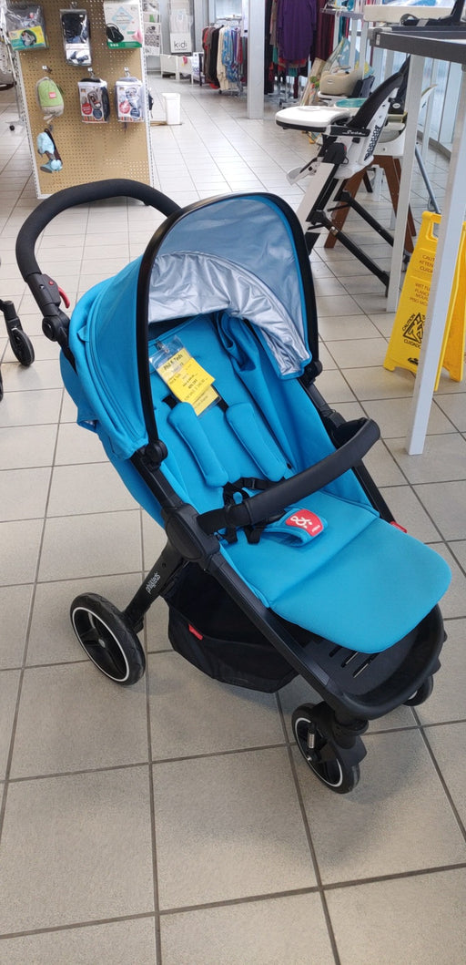 Phil & Teds Smart Buggy V3 - Cyan (Markham Floormodel)
