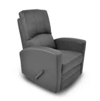 Kidiway Bermuda Rocking Glider Chair - Grey  (Ajax Pick-up Only)