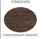 Pali 1216 Universal Rail (Distressed Desert)