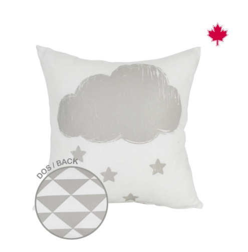 Perlim Pin Pin Small Small Cushion 14*14 Cloud L0417 NUAGE