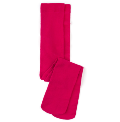 Pediped Pima Cotton Tights Hot Pink M (4-6yrs)