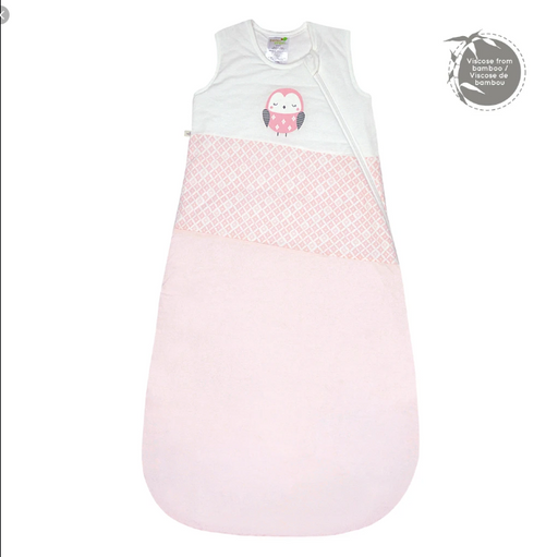 Perlim PinPin Bamboo Sleep Bag Owl
