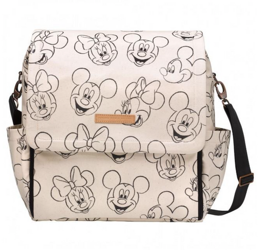 Petunia Boxy Backpack - Sketchbook Mickey & Minnie PPB-BBDS-557-00