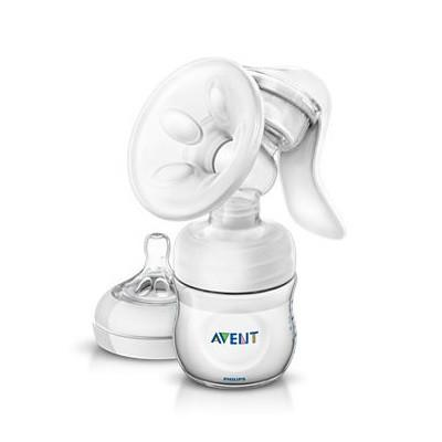 Avent Manual Breast Pump - CanaBee Baby