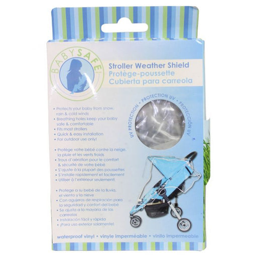 Baby Safe Stroller Weather Shield BSC03