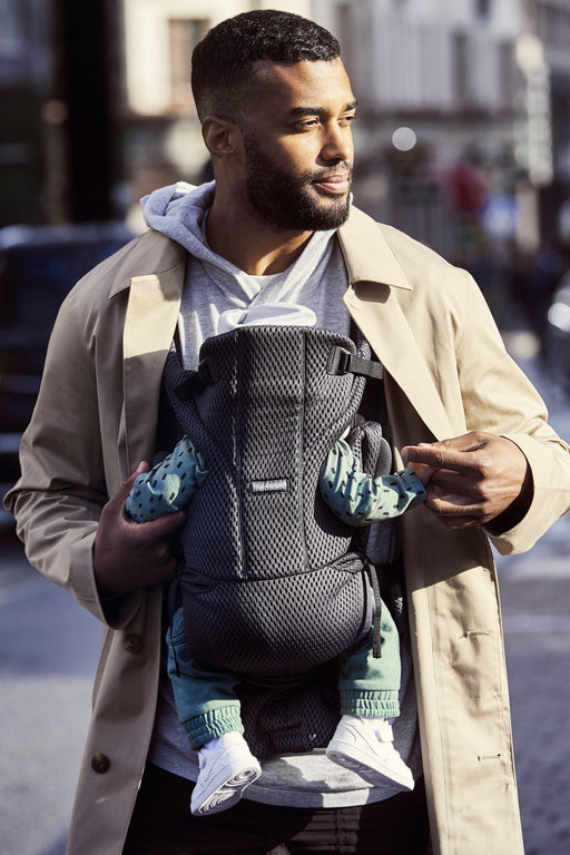 Baby Bjorn Carrier Free Anthracite