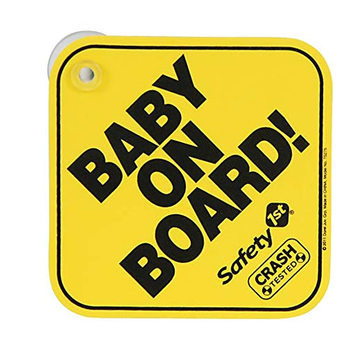 Safety 1st Baby On Board Foam/Mom To Be On Board TS275 !