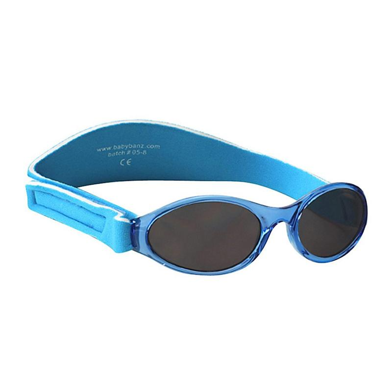 Kidz Banz Adventure Children's Sunglasses - Caribbean Blue - CanaBee Baby