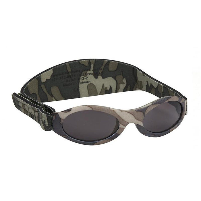 Baby Banz Adventure Infant Sunglasses - Littler Hunter - CanaBee Baby