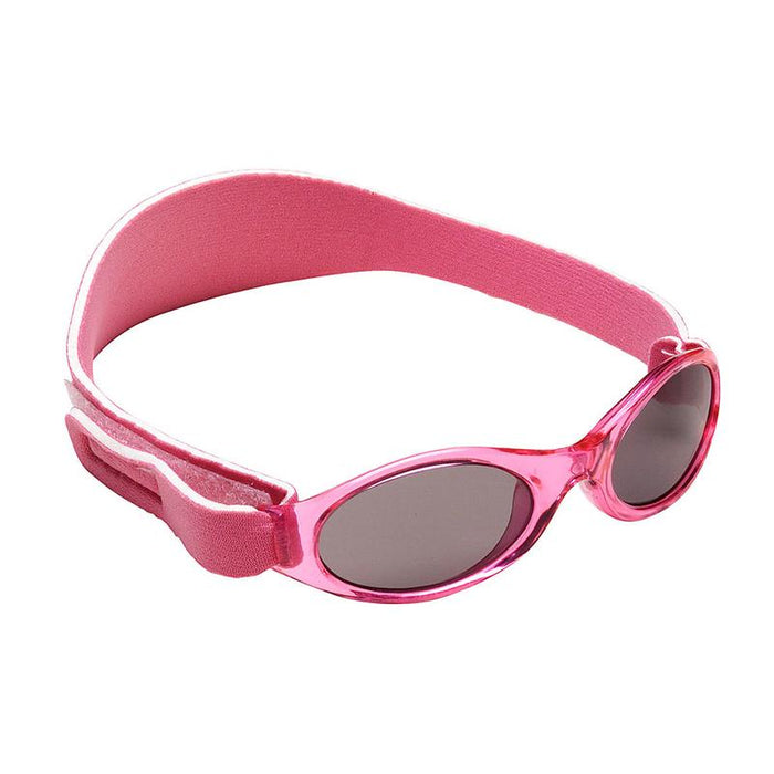 Kidz Banz Adventure Children's Sunglasses - Flamingo Pink - CanaBee Baby