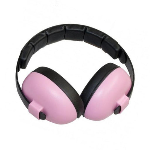 Baby Banz Earmuffs Pink 0-2y - CanaBee Baby