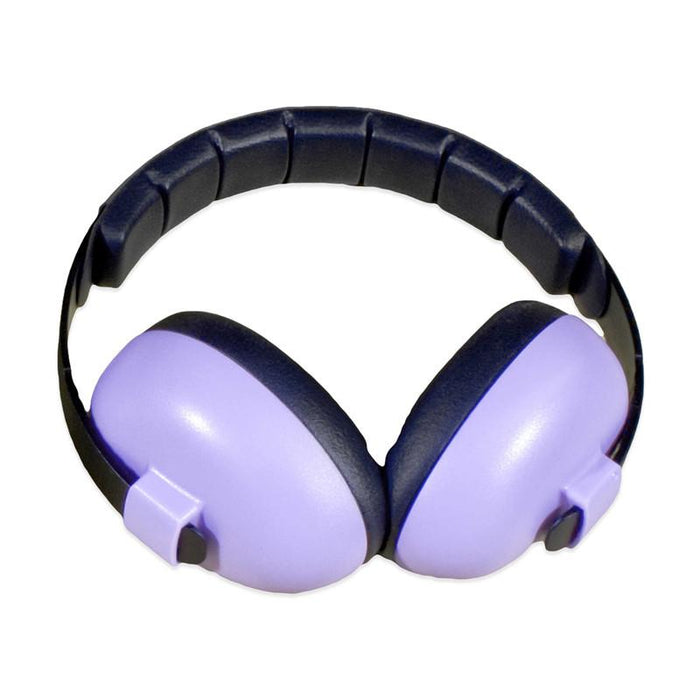 Baby Banz Earmuffs Purple 0-2y - CanaBee Baby