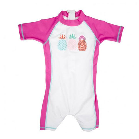 Baby Banz 1pc Swimsuit Pineapple - CanaBee Baby