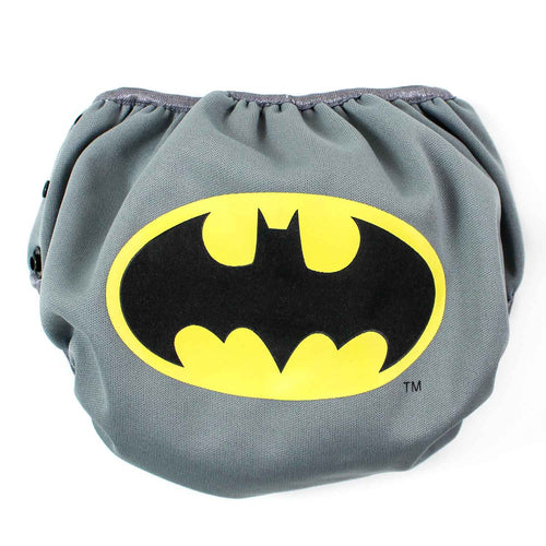 Bumkins Swim Diaper Batman Icon