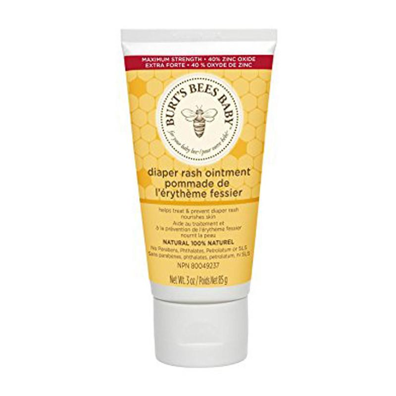 Burt's Bees Baby Bee Diaper Rash Ointment 85g - CanaBee Baby