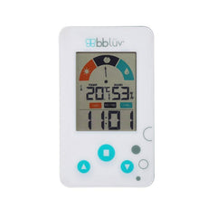 Bbluv Igrö 2-in-1 Digital Thermometer and Hygrometer - CanaBee Baby