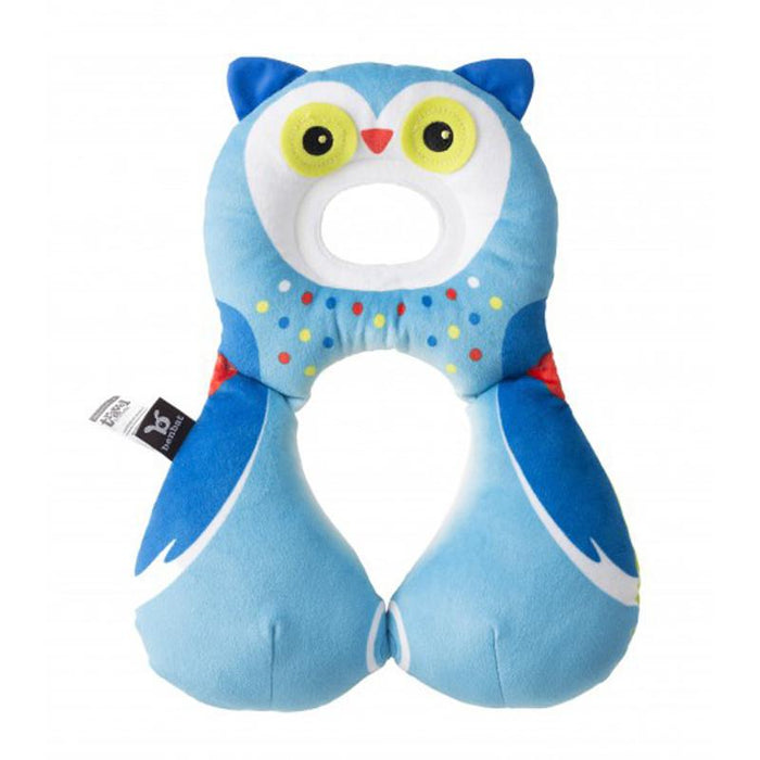 Benbat Travel Friends Headrest 1-4y - Owl - CanaBee Baby